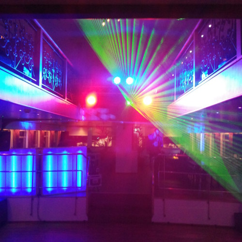 PMD-Events DJ William Bergen op Zoom Bruiloft DJ Drive-in Show Lasershow MS Prinsenlander Dinteloord